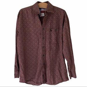 George Strait Wrangler Cowboy Cut Shirt